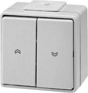 Opbouw drukschakelaar Spatwaterdicht - automatisch nulpunt